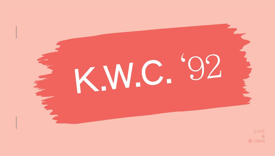 L-v-L – K.W.C. '92